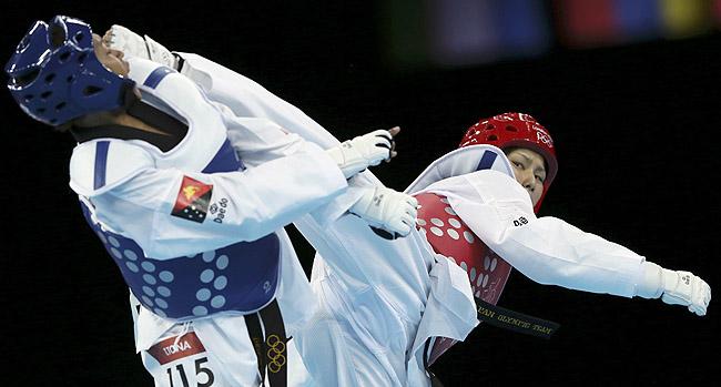 Taekwondo at London Olympic Games
